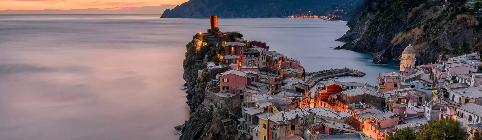 Hiking to the Cinque Terre